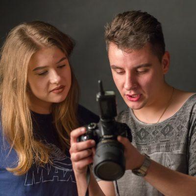 Agata i Michal, fot. Marcin Szklarczyk