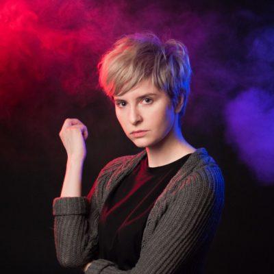 Aneta, fot. Kasia Bolek.