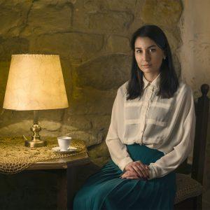 Mod.: Helen Fadieieva, MuA.: Kamila Franke