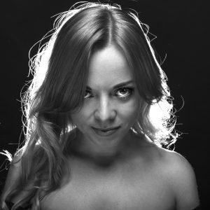 Modelka: Anita Siekańska